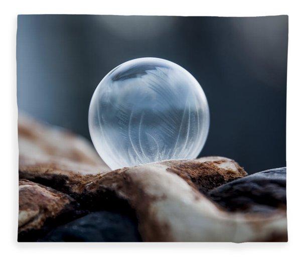 Wooden Hills Fleece Blanket