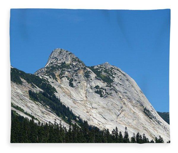 Yak Peak Fleece Blanket