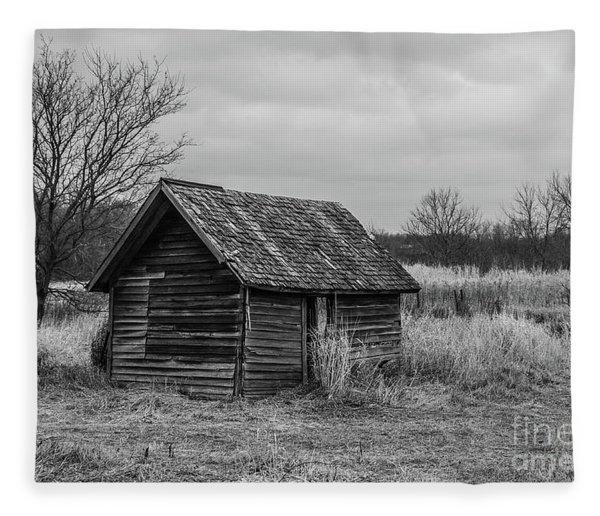 Days Gone By Fleece Blanket