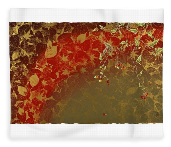 Japanese Modern Interior Art #67 Fleece Blanket