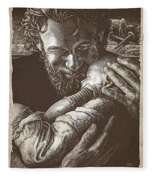 Joseph Fleece Blanket
