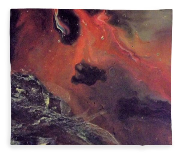 Late Night Fleece Blanket