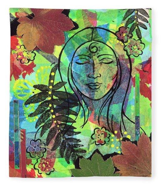Native Dreams Fleece Blanket