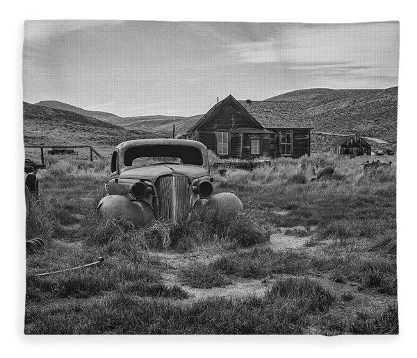 Bodie California Fleece Blanket