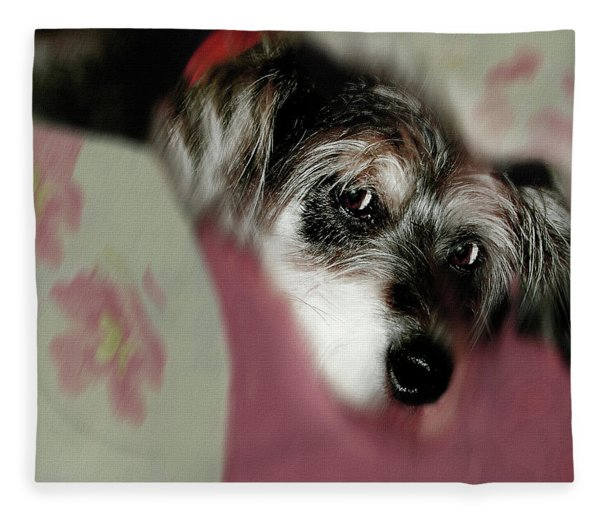 And This Is Sparky Fleece Blanket
