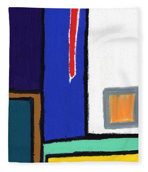 Apart Fleece Blanket