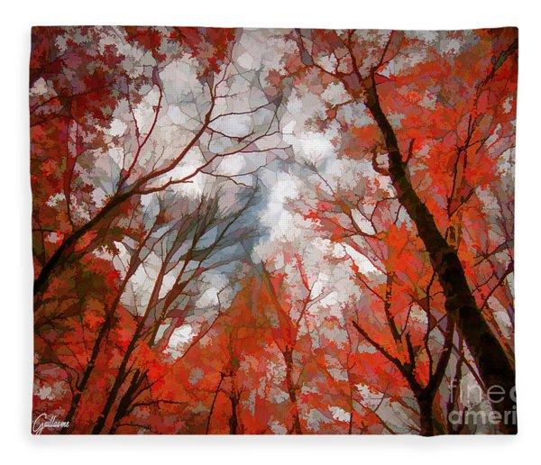 Aspiration Fleece Blanket