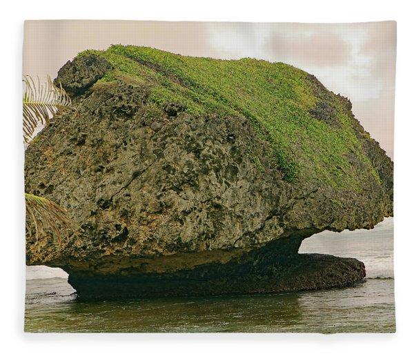 Bathsheba Rock Fleece Blanket