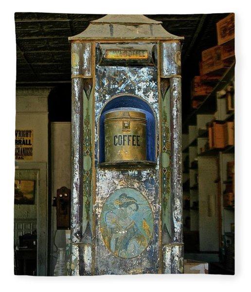 Bodie Coffee Urn Fleece Blanket