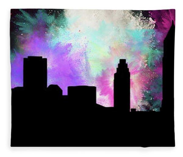 Celebration Cleveland Fleece Blanket