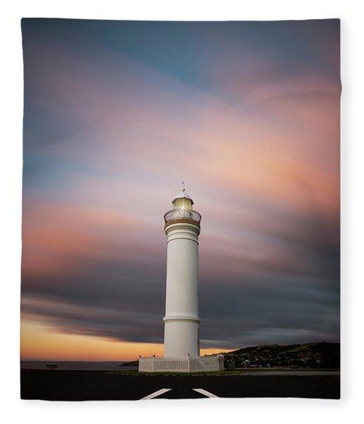 Chasing Twilight Fleece Blanket