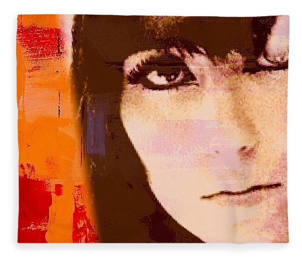 Cher Fleece Blanket