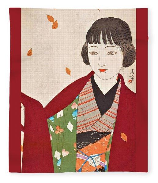 Fujo Yodai, Autumn Fleece Blanket