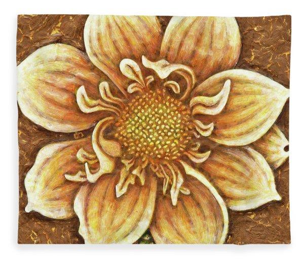 Garden Room 31 Fleece Blanket