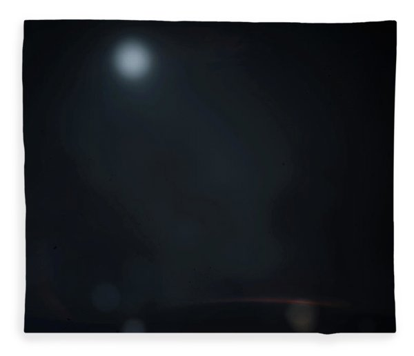 ghosts II Fleece Blanket