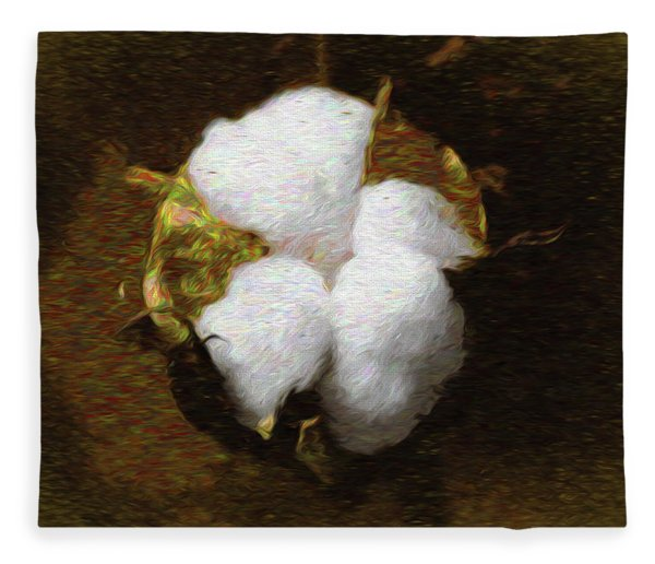 King Cotton Fleece Blanket