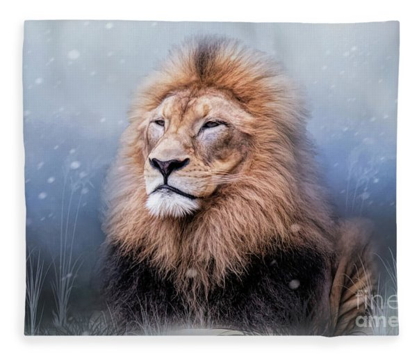 King Winter Fleece Blanket