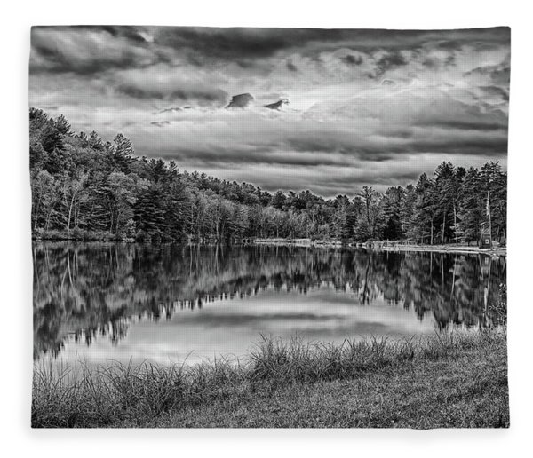 Lake Effect Fleece Blanket