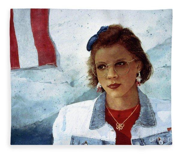 Lindsey Fleece Blanket