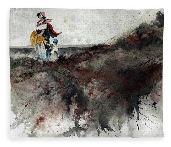 Mackinaw Fleece Blanket