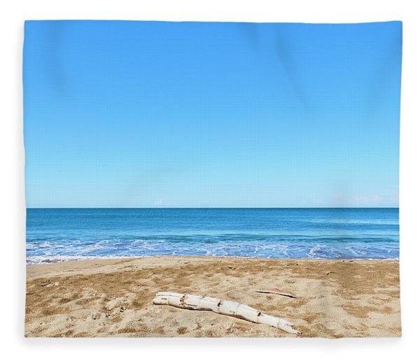 Mayaguez Fleece Blanket