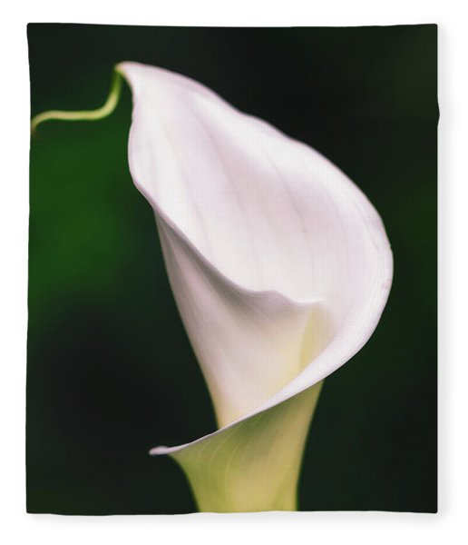 Natural Grace Fleece Blanket