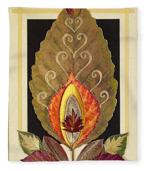 Nature In Balance Fleece Blanket