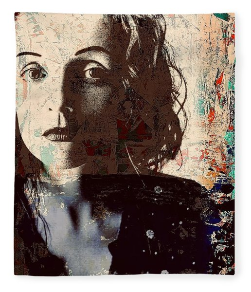 Patty Griffin Fleece Blanket