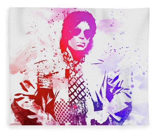 Prince Fleece Blanket