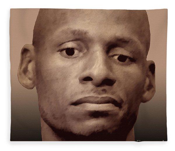 Ray Allen, Jr. Fleece Blanket