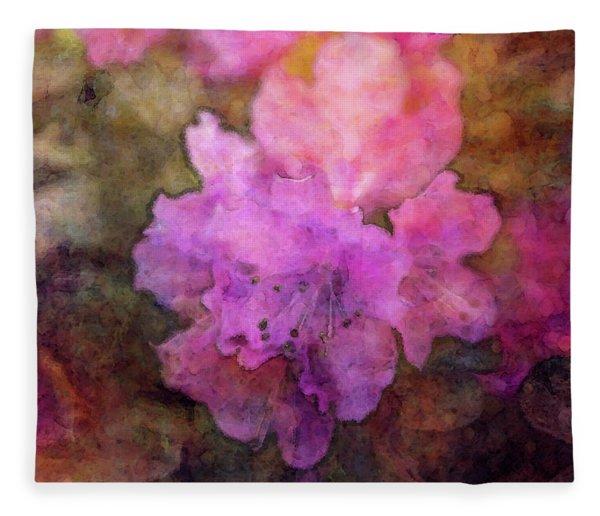 Saturation 9041 Idp_2 Fleece Blanket