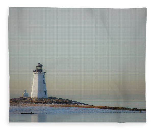 Seaside  Fleece Blanket