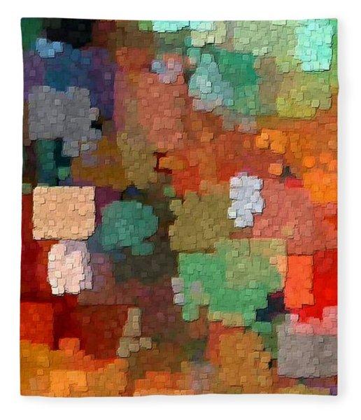 Seasons Fleece Blanket