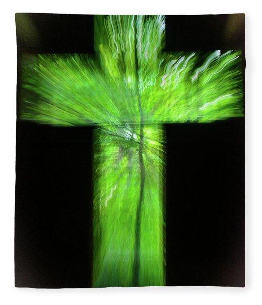 See'in The Light Fleece Blanket