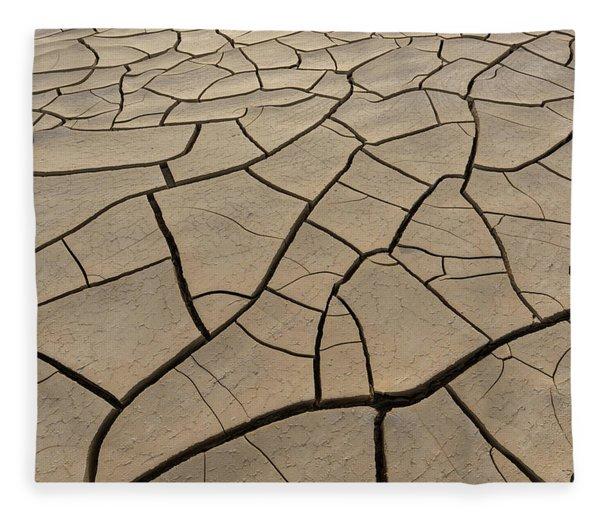 Shattered Grounds Fleece Blanket