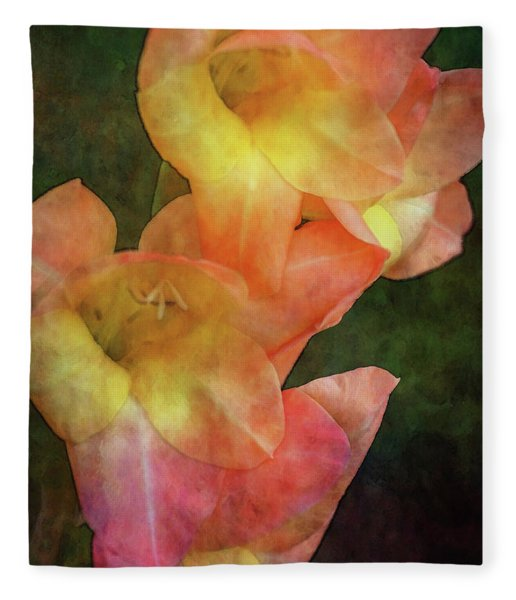 Soft Blush 2975 Idp_2 Fleece Blanket