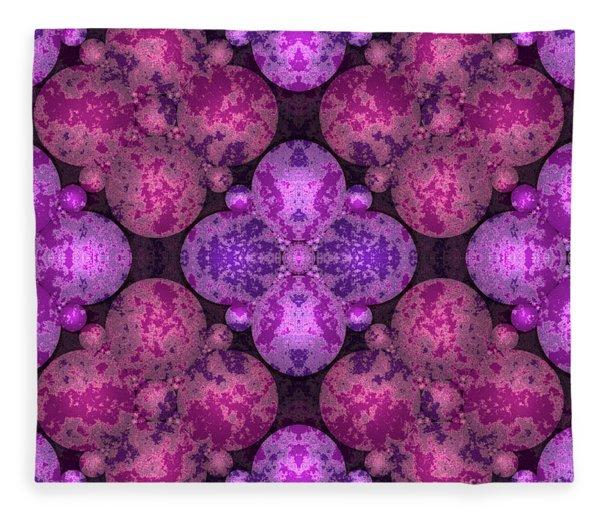 Song Of The Spheres Fleece Blanket