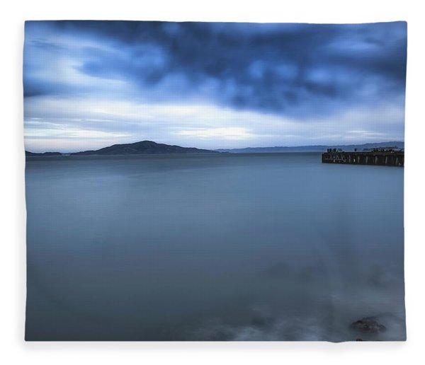 Still Waters- Fleece Blanket