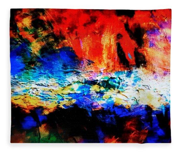 Sundpown Fleece Blanket