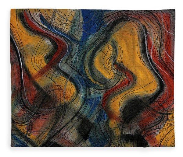 The Bow Fleece Blanket