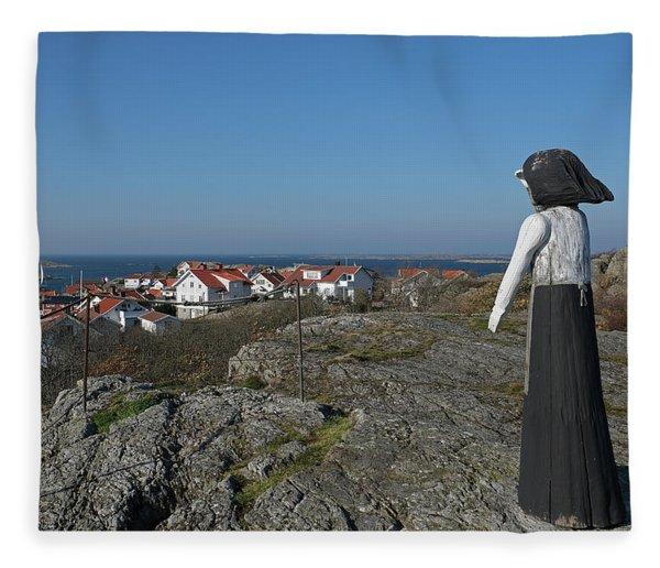 The Fisherman's Wife Fleece Blanket