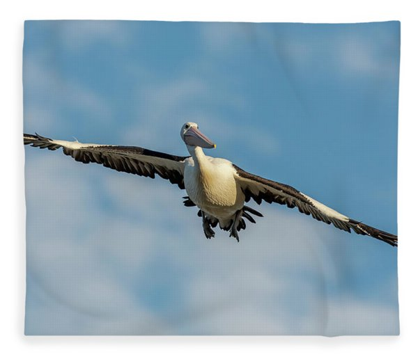 The Glider Fleece Blanket