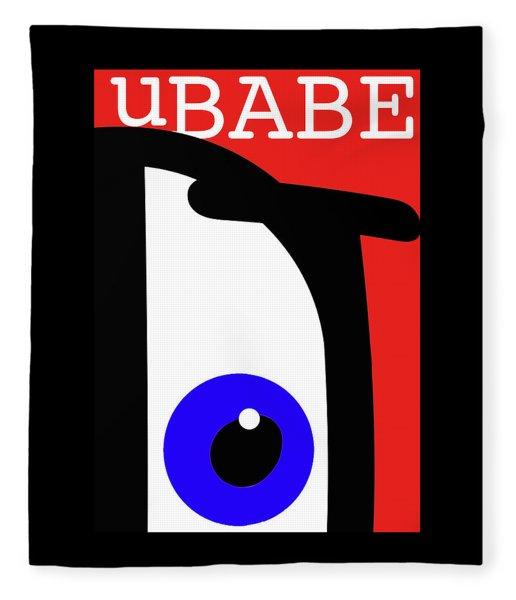 Ubabe French Fleece Blanket