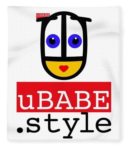 Ubabe T Shirt Fleece Blanket