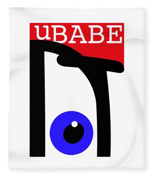 uBABE Fleece Blanket