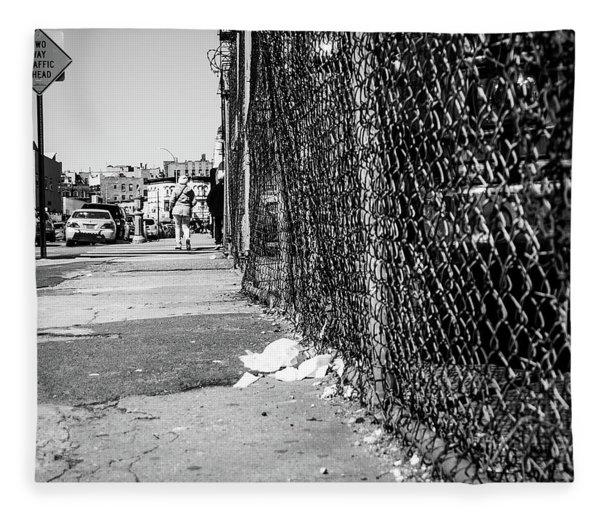 Urban Decay Fleece Blanket