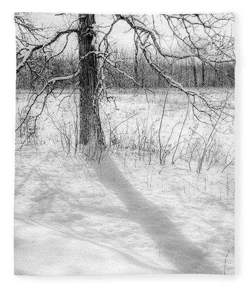 Winter Simple Fleece Blanket