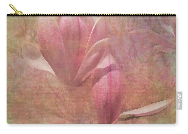 A Peek Of Spring Carry-all Pouch