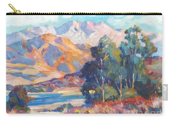 California Lake Carry-all Pouch
