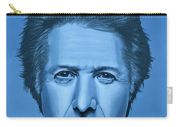 Dustin Hoffman Painting Carry-all Pouch